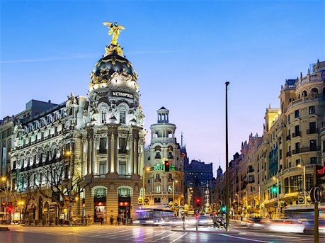 A Design Lover's Guide to Madrid