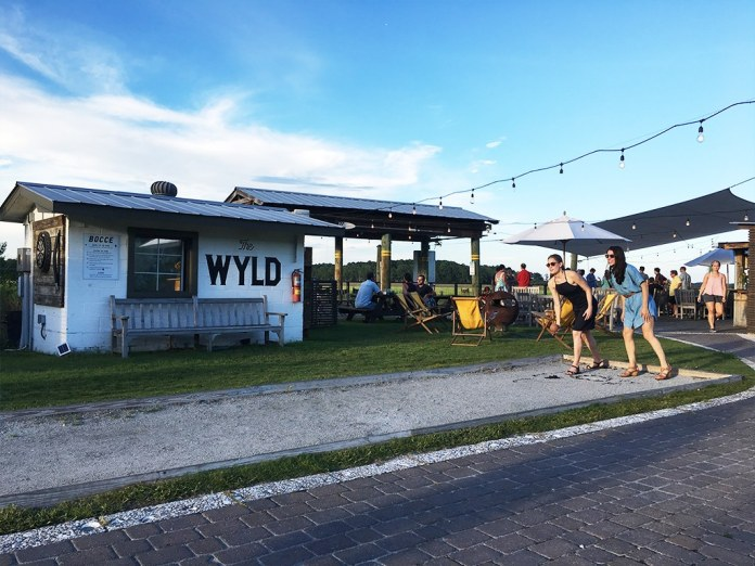 The Wyld Dock Bar